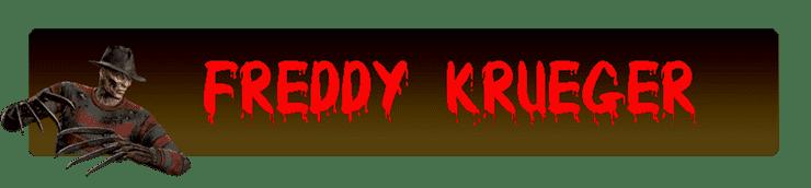 Фредди Крюгер (Freddy Krueger)