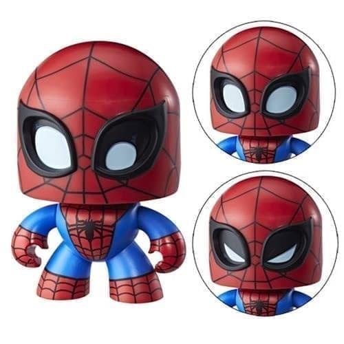 Фигурка Человек-паук (Spider-man) с 3 различными лицами из вселенной Marvel купить в Москве