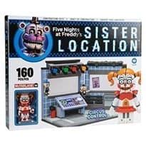 Лего FNAF Circus Control (160 деталей)