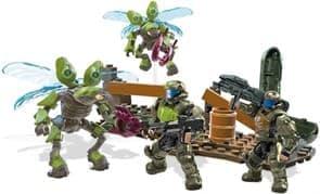 Mega Bloks Halo ODST Troop Pack - 102 детали