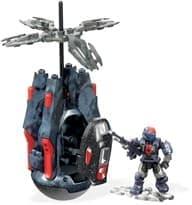Mega Construx Halo Operation Drop Pod Building Kit - Stonebreak