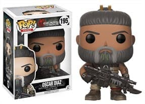 Фигурка Оскар Диас (Funko POP Oscar Diaz) № 195