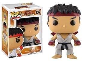 Фигурка Funko POP Street Fighter: Ken  Стрит Файтер Кен