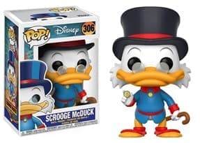 Фигурка Скрудж МакДак (Funko Pop Scrooge Mcduck) № 306