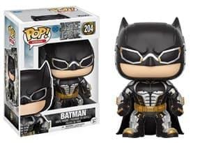 Фигурка Бетмен (Batman) из фильма Лига Справедливости № 204 Funko Pop