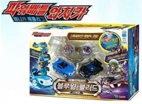 Оригинал Игровой набор -Вотчкар Огненный Блад и Джино автомобиль купить на сайте Super01