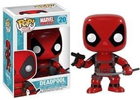 Фигурка Дедпул (Deadpool) винловая с качающейся головой