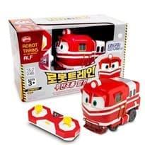 Игрушка - трансформер Альф на радиоуправлении из мультфильма Роботы-поезда на сайте Super01.ru