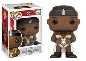 Фигурка Биг И (Big E) из WWE