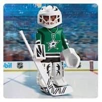 Двигающаяся фигурка NHL Вратарь Даллас Старз