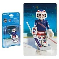 Двигающаяся фигурка NHL Вратарь Нью-Йорк Рейнджерс