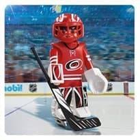 Двигающаяся фигурка NHL Вратарь Каролина Харрикейнз