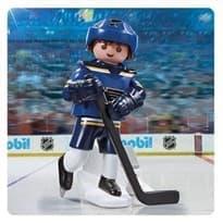 Двигающаяся фигурка NHL Игрок Сент-Луис Блюз