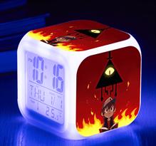 Часы с атрибутикой мультфильма Гравити Фолз (Gravity Falls)