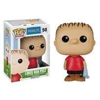 Фигурка Линус POP (Linus van Pelt Pop) из мультфильма Снупи и мелочь пузатая
