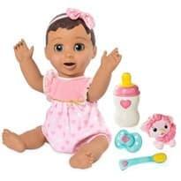 Кукла Лувабелла Брюнетка (Luvabella Baby Doll Brunette Hair)