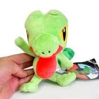 Мягкая игрушка Покемон Трико (Treecko 18 см)