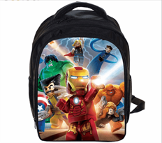 Рюкзак Лего Мстители (Lego Avengers)