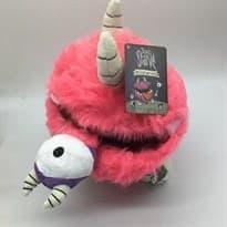 Плюшевый конфетный монстр (Chester Candy Pink) с игры Don't starve