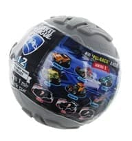 Загадочный шар с игрушкой - машинкой с игры (Rocket League Pull-Back Racer Car Mystery Ball) серия 1