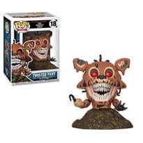Фигурка Скрученный Фокси (Funko Pop Books: Five Nights At Freddy's-Twisted Foxy)