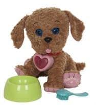 Плюшевый музыкальный пес лабрадор - кукла капустка (Cabbage Patch Kids Adoptimals - Plush Pet Dog (Labradoodle) 20 см