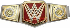 Пояс Женского Чемпиона WWE ( WWE Women's Division Title Belt)