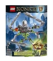 Конструктор Лего Бионикл Нарезатель Черепов (Lego bionicle: Skull Slicer) 71 деталь