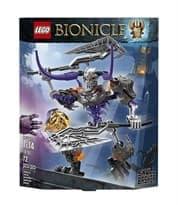 Конструктор Лего Бионикл дробитель черепов (Lego bionicle: Skull Basher) 72 детали