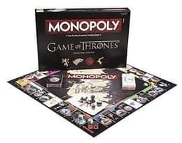 Настольная игра Монополия Игра Престолов (Monopoly Game of Thrones Board Game)