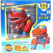 Игрушка Рекс - Трансформер Динозавр - Команда Дино Большая игрушка со звуком