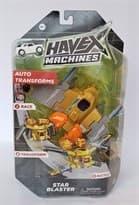 Машинка трансформер Звездный Бластер (Havex Machines Star Blaster)