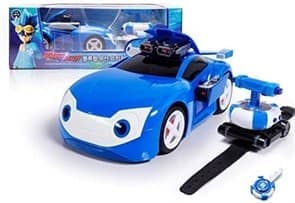 Радиоуправляемая игрушка Джино Вотчкар (Power Battle Blue Will) купить
