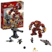 Лего Халкбастер (Lego Avengers: Infinity War The Hulkbuster 76104) 375 деталей купить в Москве