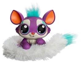Куклы Лил Гримерс (Lil Gleemerz) пурпурного цвета 22 см