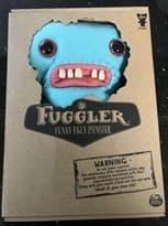 Плюшевый синий монстр Fuggler 27 см купить в Москве