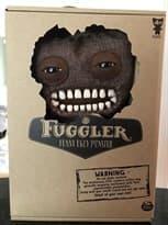 Плюшевый темный монстр Fuggler 27 см (редкий) на super01.ru