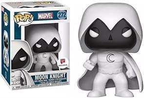 Фигурка Серебряный Звездный Рыцарь (Moon Knight) из вселенной Marvel № 272 купить в Москве