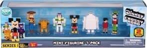 Набор фигурок по мотивам игры Перепутье (Crossy Road Disney Mini Figures)  купить в Москве