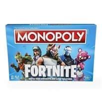 Настольная игра монополия Фортнайт (Fortnite Monopoly Game) купить в Москве