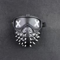 Маска Watch Dogs (черного цвета) купить в Москве