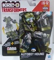 Конструктор Автобот Хаунд (Transformers Autobot Hound) 87 деталей купить в Москве