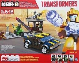 Конструктор Хитрый Бамблби (Transformers Stealth Bumblebee) 256 деталей купить