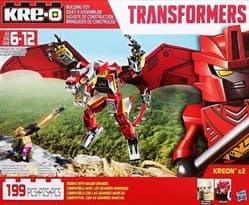 Конструктор Атака Предакона (Transformers Predacon Attack) 199 деталей купить