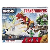 Конструктор Погоня Скорна (Transformers Scorn Street) 106 деталей купить