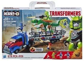Конструктор Оптимус Прайм (Transformers Optimus Prime) 275 деталей купить в Москве