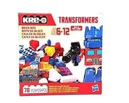 Конструктор Оптимус (Transformers Optimus) 78 деталей купить в Москве