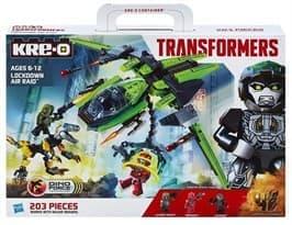 Конструктор Локдаун (Transformers Lockdown Air Raid) 203 детали купить