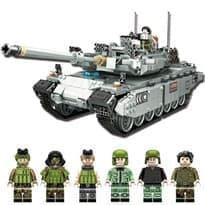 Конструктор танк Леопард купить в Москве