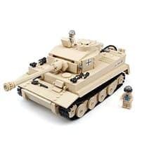 Конструктор танк Немецкий Тигр купить в Москве
